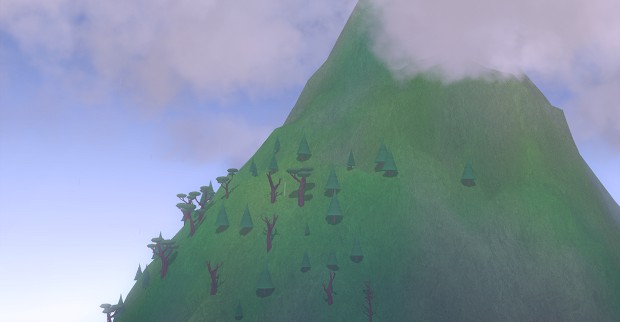 mountain simulator